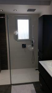 salle-de-bain douche